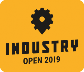 Industry Open rounded